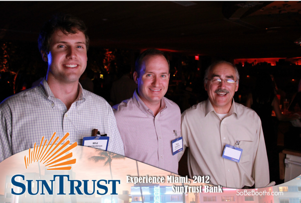 2012-10-15 SunTrust Bank Experience Miami