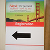 2012.09.20 Next TV Summit Fairmont Hotel SF