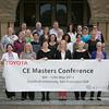 2013.05.07 Toyota Australia CE Masters Stanford