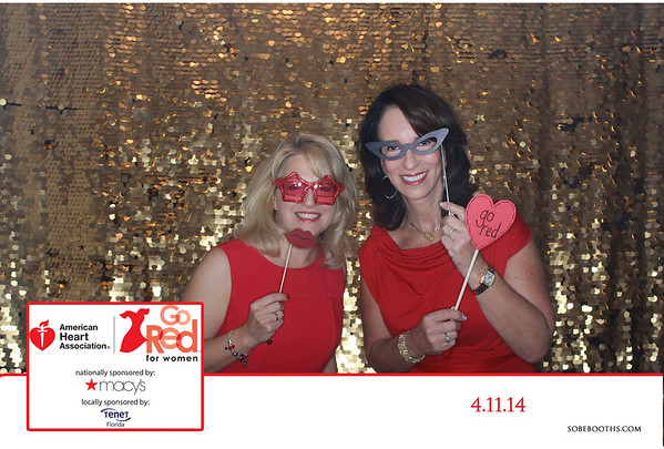 2014-04-11 American Heart Association Go Red