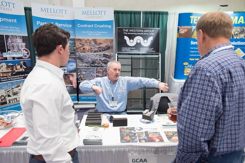 2018 GCAA  Convention at The Cobb Gallaria Center