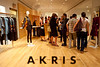 9/27/11 Boston, MA -- at Akris for an evening of cocktails, conversation and fashion in celebration of the ICA's 75th Anniversary and the ICA's 75th Anniversary Gala.  Photo by Erik Jacobs