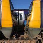 Class 322 (& Class 321) Coupling