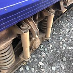 Class 144 Underframe (Motor Standard Car) MS - 3 car unit centre car