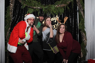 Atmosphere Events Holiday Party 2017