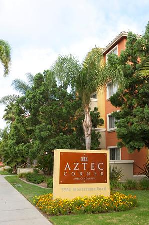 Aztec Corner