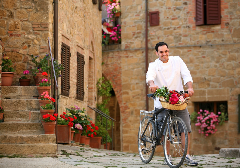 5/24/07 Day 5, Montepulciano/Monticchiello, Italy<br /> Photo by Erik Jacobs