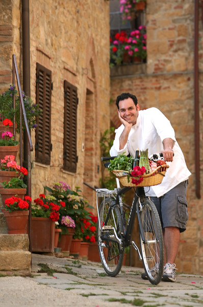 5/24/07 Day 5, Montepulciano/Monticchiello, Italy<br /> Photo by Erik Jacobs