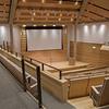 Wolfson College Instalation