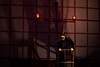 2/5/12 Boston, MA -- A dress-rehearsal of performance of Peter Maxwell Davies' The Lighthouse February 5, 2012.  Photo by Erik Jacobs for the BLO