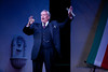 """4/18/12 Boston, MA -- A dress rehearsal for """"The Inspector"""" at the Schubert Theatre in Boston, March 18. 2012. Photo by Erik Jacobs for the BLO"""