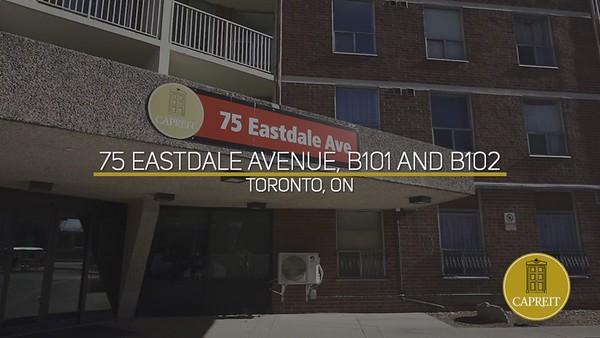 75 Eastdale Avenue, B101 and B102 Branded Esv1