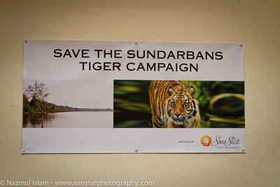 Charity Event - Save The Sundarbans Tiger Campaign