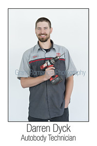 6x9 Darren Dyck-Autobody Technician