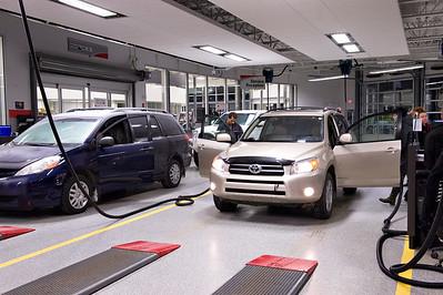 ENS Toyota Service