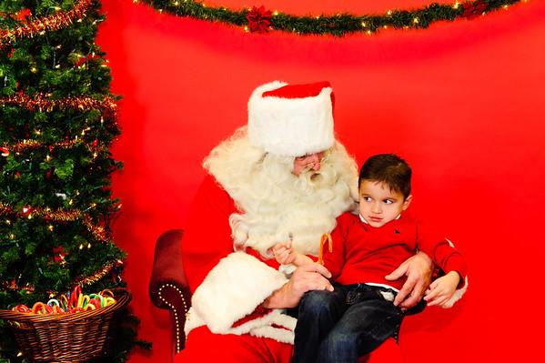 Santa - Dec '11