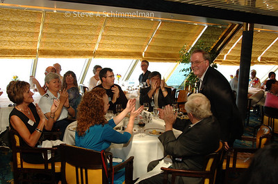 Catholic Seaman's Club Fundraiser September 12th 2009 Ms. Amsterdam Holland America Line