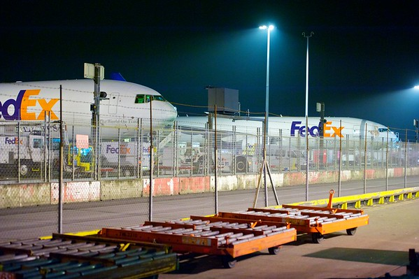 FedEx Stansted