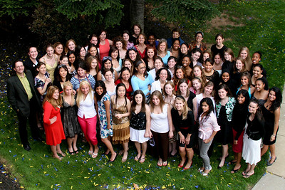 GW's Women's leadership program