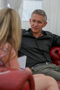 Gary Lineker.London.29/0812