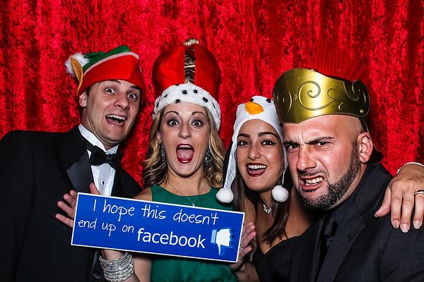 St. Louis Catholic Community Christmas Star Ball 2014
