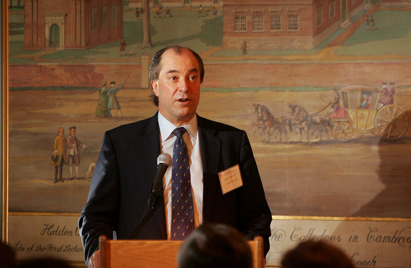 Boston, MA 11/14/06 --  10th Annual Russian Investment Symposium at the Harvard Club of Boston.  Photography by Erik Jacobs/Jacobs Photographic