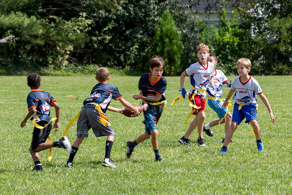 LRPRA Flag Football Juniors