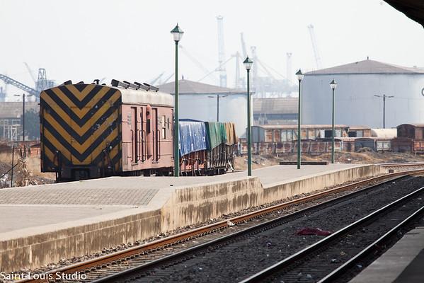 Cidade baixa, Maputo, Mozambique.