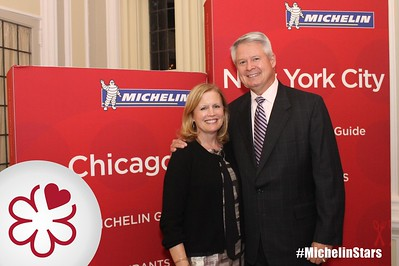 Pete Selleck (Chairman & President, Michelin North America)
