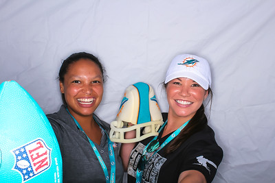 Miami Dolphins Employee Day Event 2018