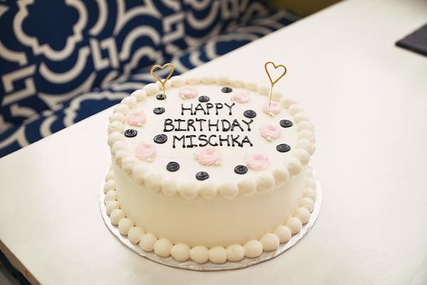 Mischka's One!