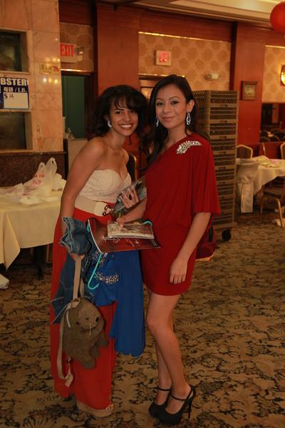 Miss Monterey Park Pageant 2013 at Ocean Star Restaurant