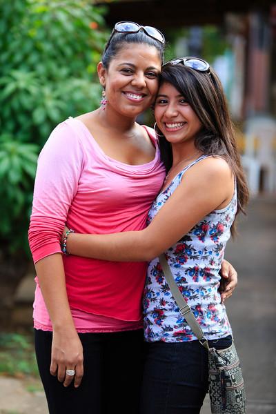 Karla and Jlo