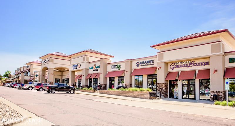 Random Shopping Center