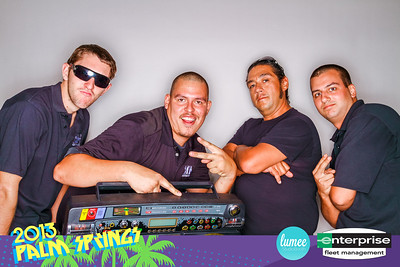 Lumee StudioBooth - Enterprise Fleet Management - Awards Banquet in Palm Springs, CA - 80's Theme Party