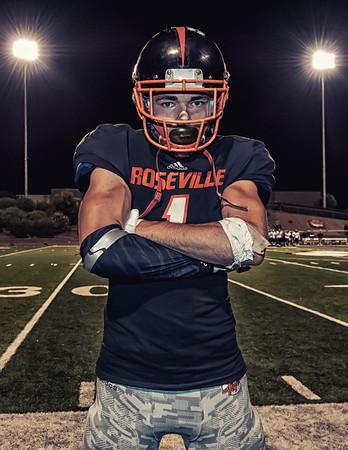 Roseville High School 2015 Football Program