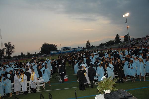 San Gorgonio High Graduation