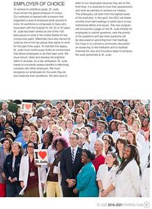 St. Jude Children's Research Hospital Strategic Plan, 2016-2021