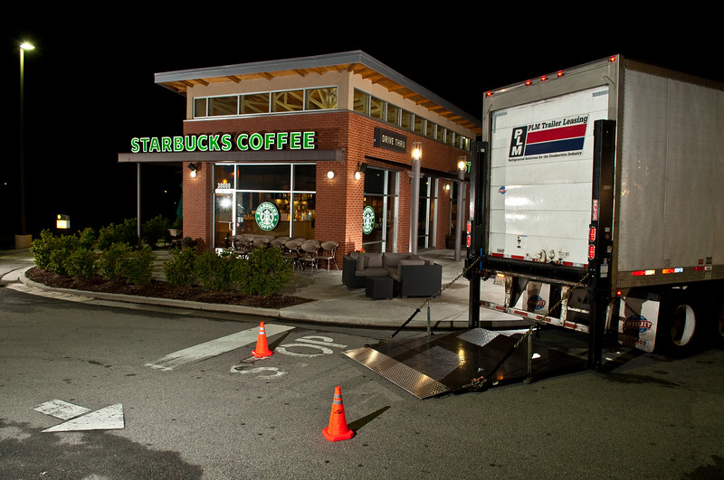 Starbucks Store Front-8