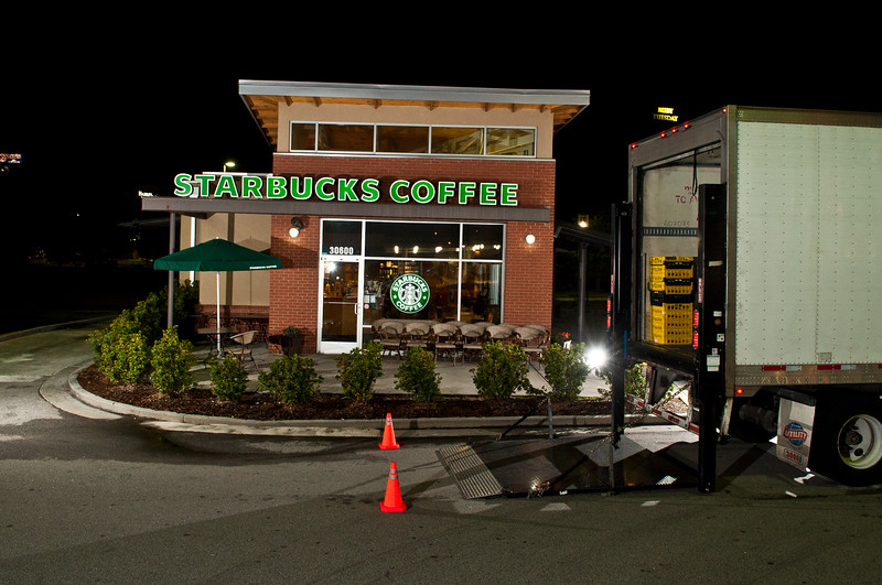 Starbucks Store Front-17