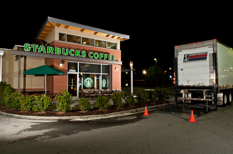 Starbucks Store Front-30