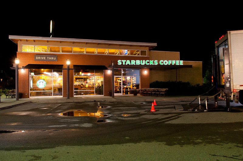 Starbucks Store Front-2