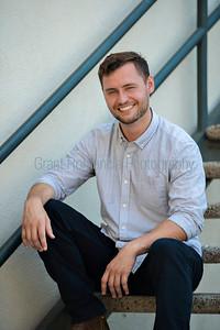 Trevor Allred Head Shot Business Portrait Photography