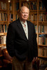 3/22/12 Amherst, MA -- Portrait of Author Joseph J. Ellis March 22, 2012.  Photo by Erik Jacobs