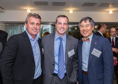University of Maryland & Capital One reception