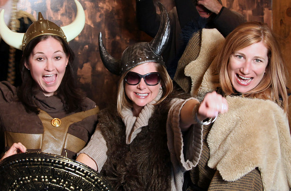 VIKING SHOTS CORPORATE EVENT