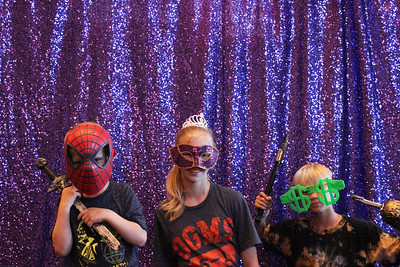Veil Orthodontics Photo Booth
