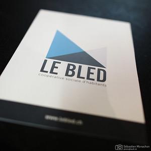 Client : Coopérative d'habitation Le Bled