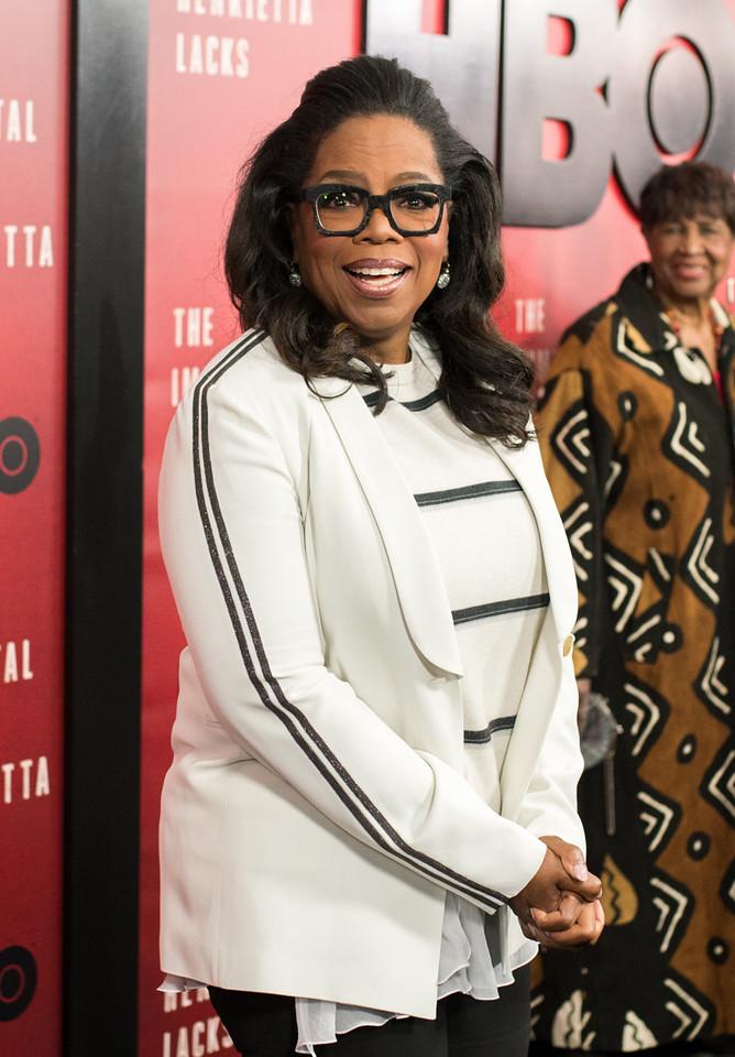 Oprah - HBO event
