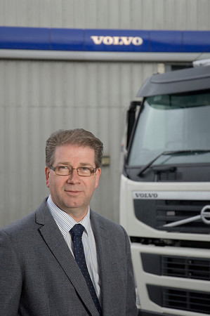 New MD for Volvo Group UK